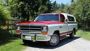 1986 Dodge Ram Pickup