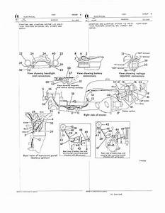 1952 Farmall C Wiring Diagram