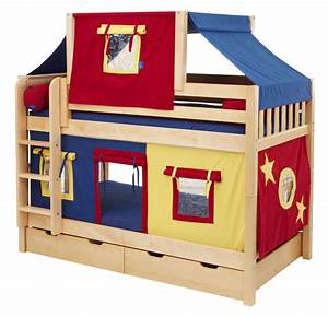 kids furniture ideas toddler bunk beds fun fort bunk With guide to buy bunk bed for children
