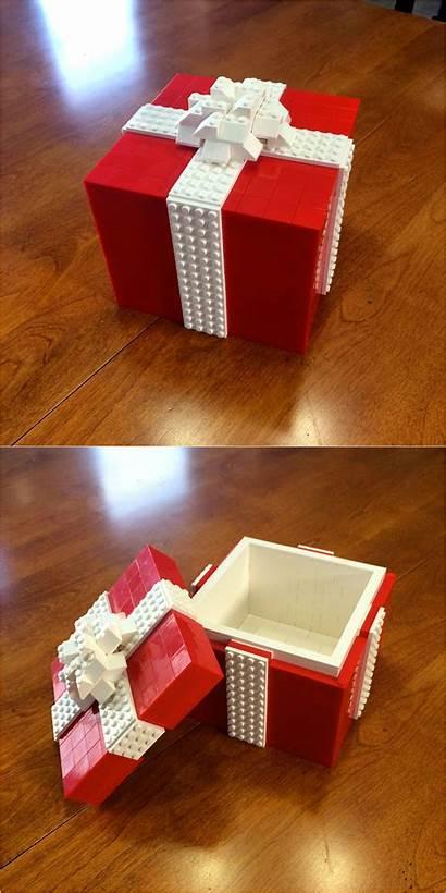 Lego Gift Boxes Gifts Legos Box Christmas