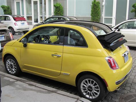 Fiat 500c 2012 by 2012 Fiat 500c Worth The Soft Top