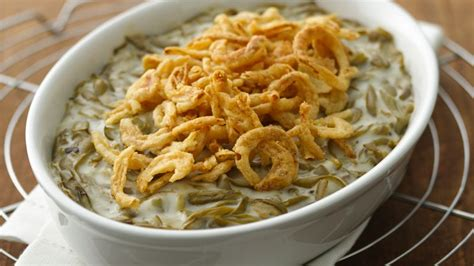 easy green bean casserole recipe pillsburycom