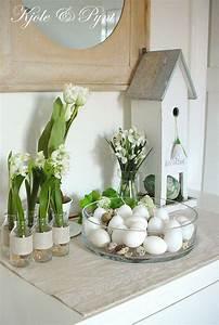 Zeit Für Frühling : zeit f r die osterdekoration im wohnzimmer diy wohnen ostern ostern dekoration ~ Orissabook.com Haus und Dekorationen