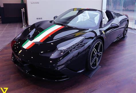 mclaren dealership spotlight coolest ferrari 458 speciale a in the world