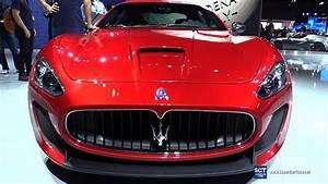 2017 Maserati GranTurismo MC - Exterior and Interior ...