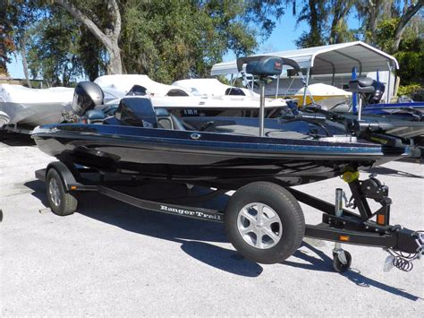 Used Ranger Bass Boats For Sale by 2016 Used Ranger Z175 Bass Boat For Sale 28 995