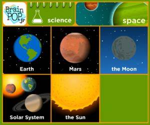 BrainPOP Solar System - Pics about space