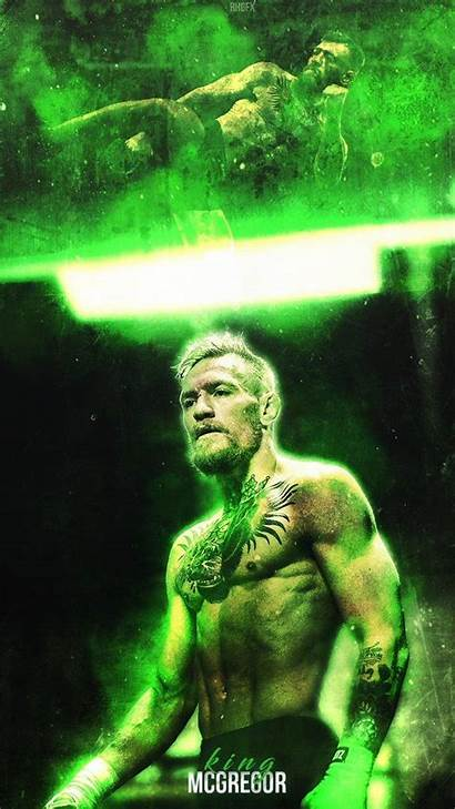 Mcgregor Conor Wallpapers Phone Itl Mobile