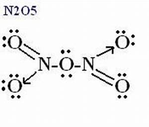 The gallery for --> N2o5 Lewis Structure