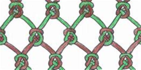 Netz Selber Knoten by Netze Kn 252 Pfen Altes Handwerk