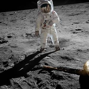 Kid Facts - Fun daily facts for kids: Apollo 11 Moon Landing