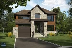 domaine maison neuve a deux etages de type cottage gbd With exemple de maison neuve 1 maison neuve contemporaine