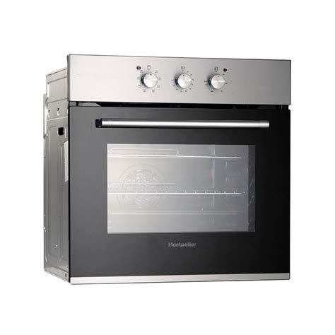 montpellier sfomx single built  oven electric