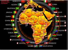 FULL List of African Countries and their Independence Days