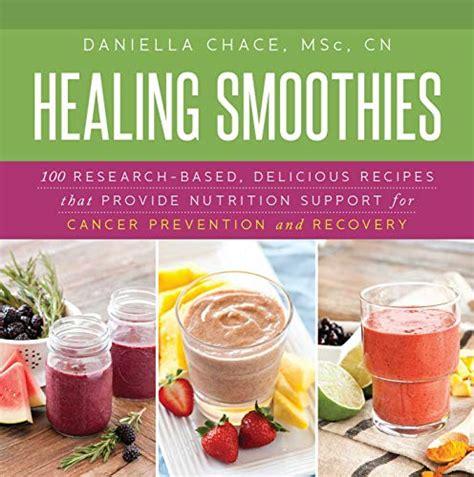 cancer recipes prevention juicer ebooks