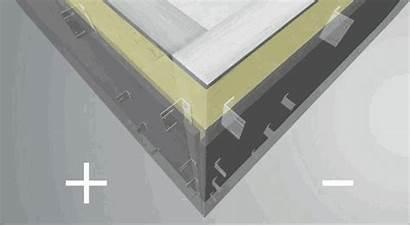 Cement Fiber Corner Rainscreen Seamless System Clad