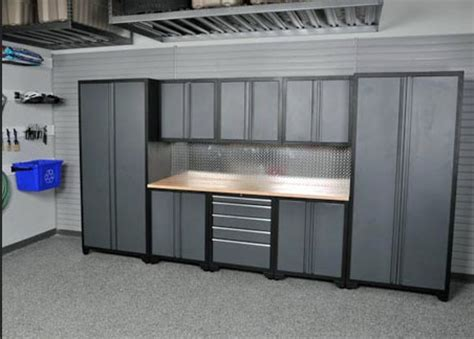 Garage Cabinets Craigslist by Metal Garage Storage Cabinets Offer The Durability And