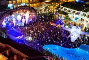 Ibiza Spain Beach Parties