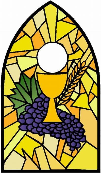 Eucharist Sacrament Symbol Seven Clipart Transparent Clip