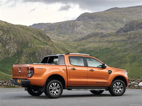 Ford Ranger (2016) - picture 23 of 67 - 800x600