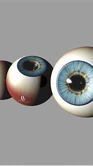 3D eye by vShadowSphinxv on DeviantArt