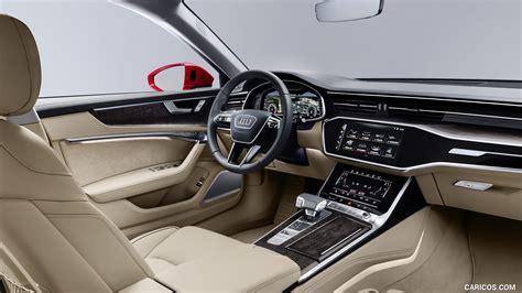 2019 Audi A6  Interior  Hd Wallpaper #10