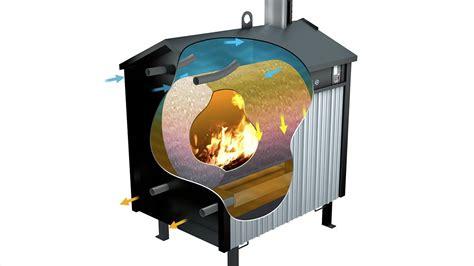 efficiency   mf  heatmaster ss outdoor wood burning