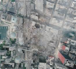 9-11 Research: Aerial Photo of Ground Zero
