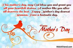 Mother's Day Messages - Page 3