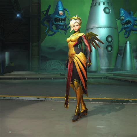 Mercy Skins Overwatch