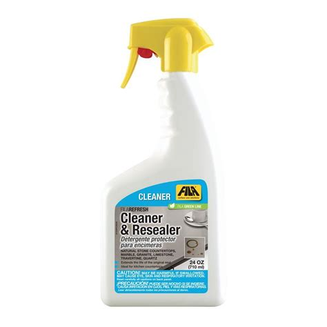 Travertine Floor Cleaner Home Depot by Custom Building Products Aqua Mix 1 Qt Marble Travertine