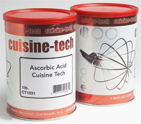 cuisine itech cuisine tech ascorbic acid