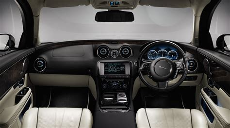 2014 Jaguar Xj Gets A Host Of Interior Upgrades Image 193908