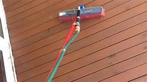 Produit Pour Nettoyer Terrasse En Bois : l 39 astuce la plus facile pour nettoyer une terrasse en bois ~ Zukunftsfamilie.com Idées de Décoration