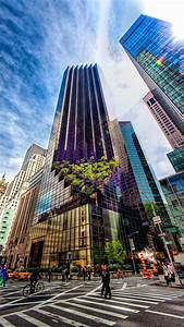 The Trump Tower is the 52nd tallest building in New York ...