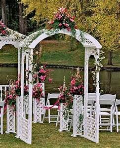 wedding arch rental wood arch rental barn wedding