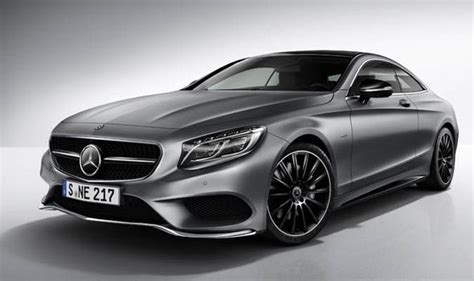 New S Class 2017 by Mercedes S Class Coupe Edition 2017 New Car Specs