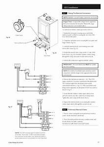 Main Combi Eco Elite Installation Guide Page 33