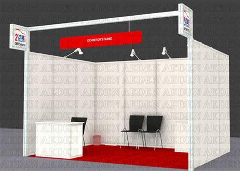 exhibition stall maxima shell scheme stand manufacturer