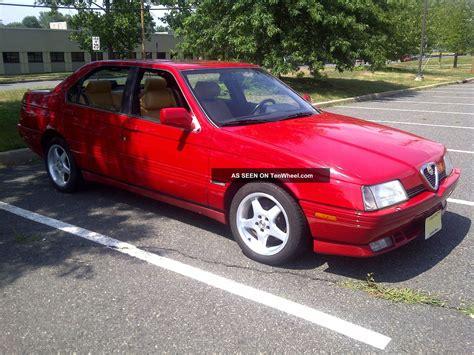 Alfa Romeo 164l by Alfa Romeo 164l 1991 Automatic