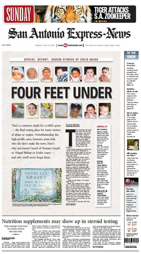 san antonio express news phone number telling stories about the unthinkable how three