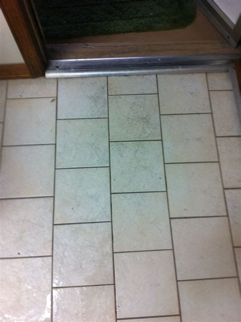 ceramic tile grout cleaning before and after photos