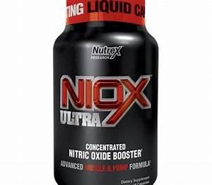 Nutrex Niox Ultra Review Nitric Oxide