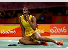 Pictures PV Sindhu and other memorable Olympic moments