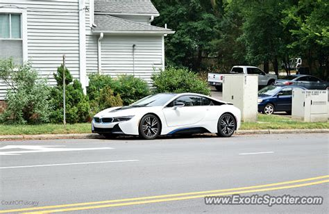 Bmw I8 Spotted In Raleigh, North Carolina On 06/02/2015