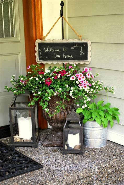 Tips For Bringing Spring Your Front Porch