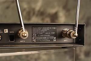 Sennheiser Ew 100 Microphone Manual