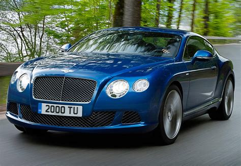 Sports Car Zone » 2013 Bentley Continental Gt Speed