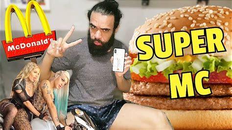 Experimentando: SUPER MC do McDonald's (Lanche novo que só vende no Méqui 1000)   Colornicornio ...