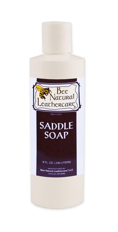 saddle soap bee natural